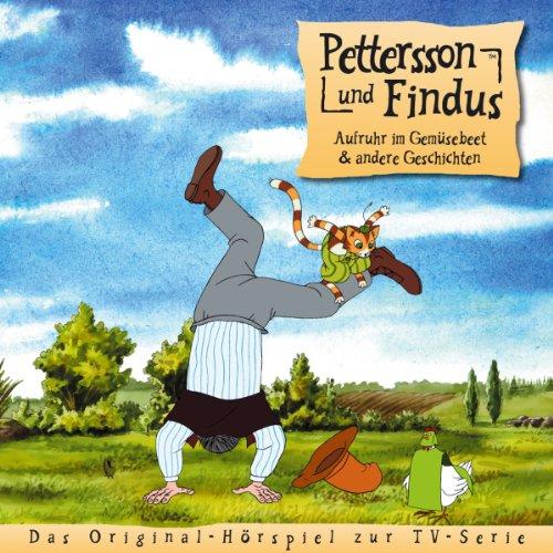 Aufruhr im Gemüsebeet und andere Geschichten (Pettersson und Findus 3) Titelbild
