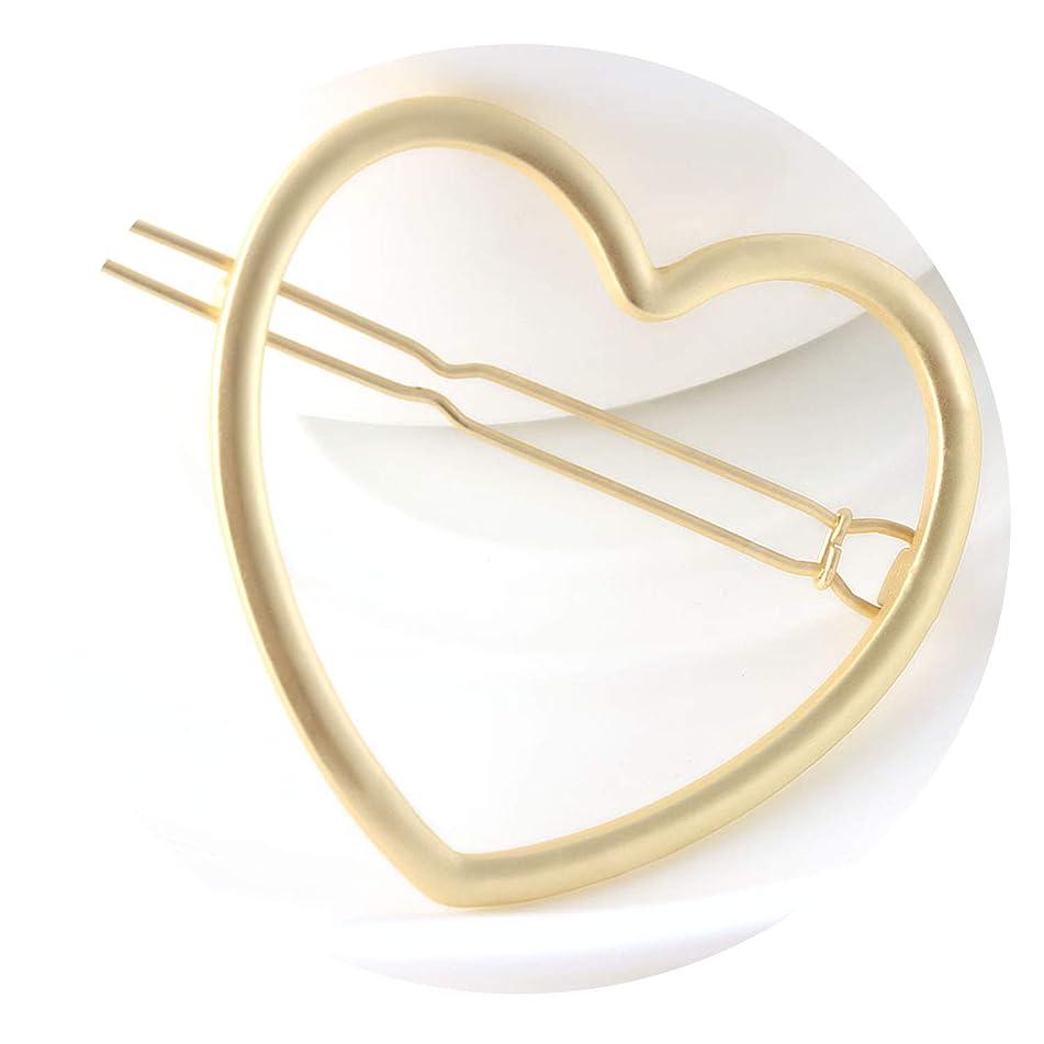1 PC New Fashion Women Girls Hairpins Girls Star Heart Hair Clip Delicate Hair Pin Hair Decorations Jewelry Accessories,Heart