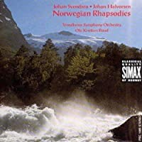Norwegian Rhapsodies by J. Halvorsen (1991-05-01)