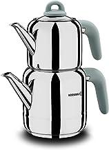 Korkmaz A048-01 Hera Mint Tea Pot Set