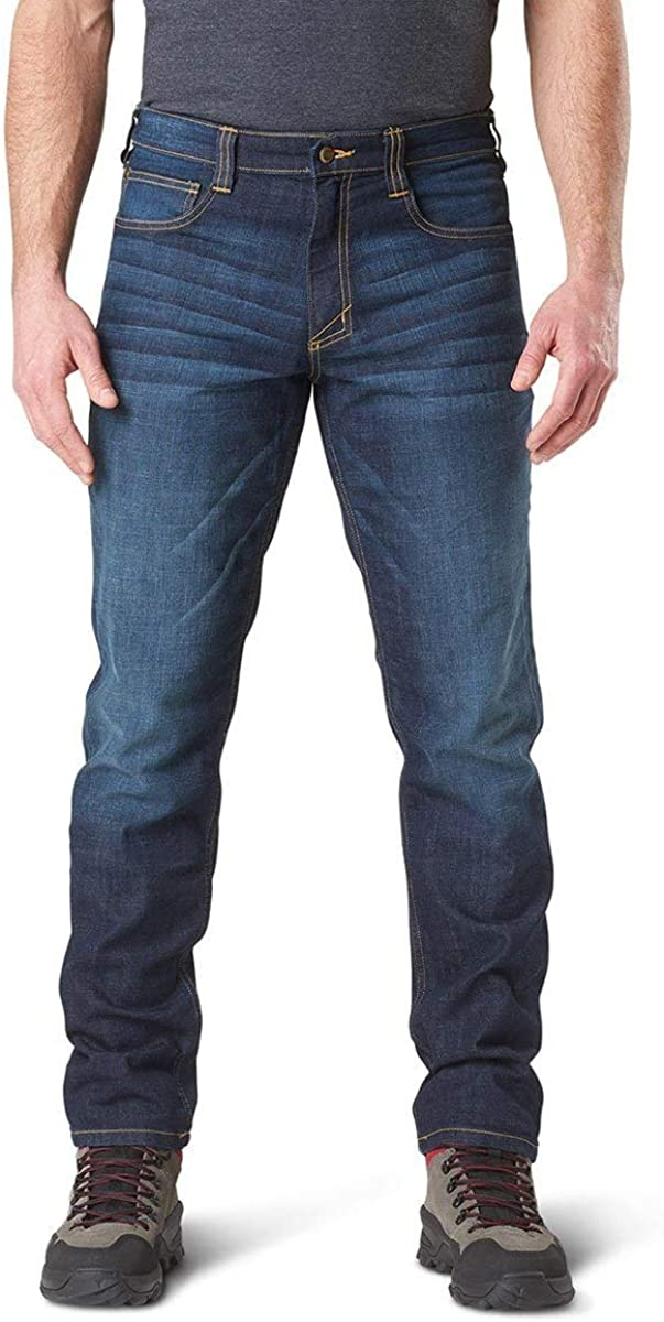 Indianapolis Mall 5.11 Tactical Men's Defender-Flex Slim Pockets Jeans Classic Patch Work