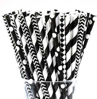 bridal shower ideas black and white