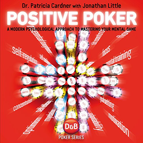 Positive Poker audiobook cover art