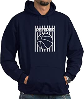 CafePress Referee Basketball Ball Gear Outfit Shi Sweatshirt
