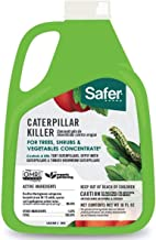 Safer Caterpillar Killer Multiple Insects 16 Oz
