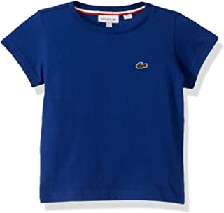 Lacoste Boys Crew Neck Cotton Jersey T-Shirt