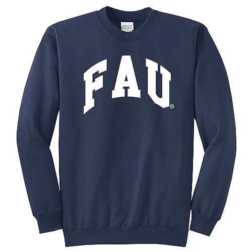 new arrival d632e 57932 Campus Merchandise NCAA Arch Classic Crewneck Sweatshirt