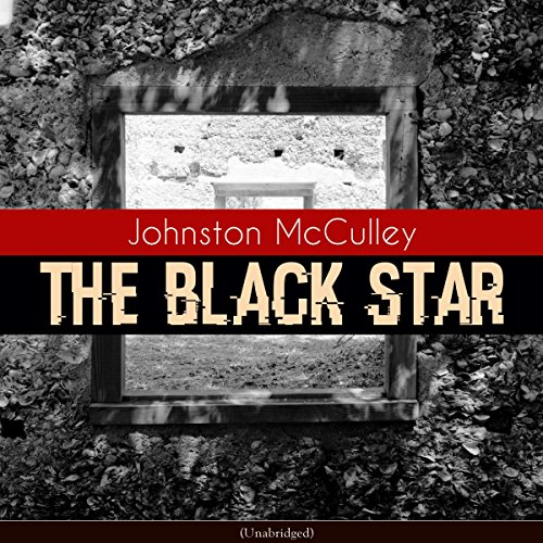 The Black Star audiobook cover art
