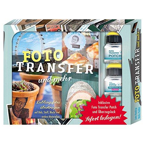 CREATIV DISCOUNT NEU Kreul Foto-Transfer und mehr- Starterbox