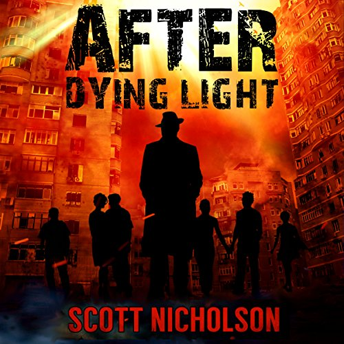 After Dying Light audiobook cover art