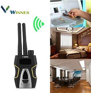 Detector de Señal RF Detector de GPS Detector Cámaras Ocultas Detector Microfonos Ocultos Detector de Microsensor