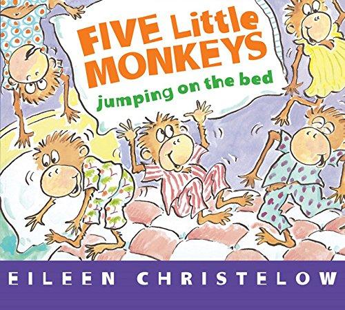 Five Little Monkeys Jumping on the Bed (A Five Little Monkeys Story)の詳細を見る