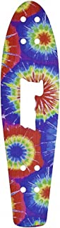 Penny Die Cut Nickel Skateboard Grip Tape - Tie Dye/Size 27