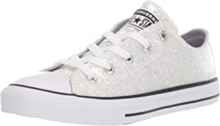 Kids' Chuck Taylor All Star Glitter Low Top Sneaker