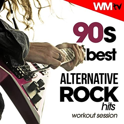 90s Best Alternative Rock Hits Workout Session (60 Minutes