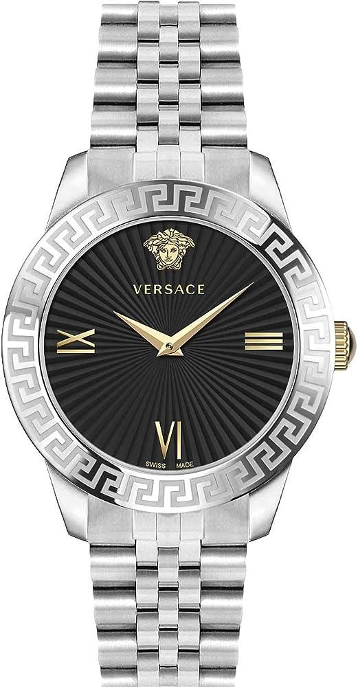 Versace orologio da donna in acciaio inox 159890