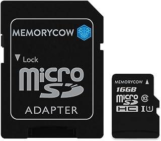 Kingston 16GB Micro SD HC geheugenkaart voor LG G3 Dual LTE mobiele smartphone