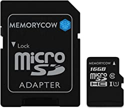 Kingston 16GB microSD HC Memory Card For Motorola MOTO G 4G (2nd gen) SmartPhone