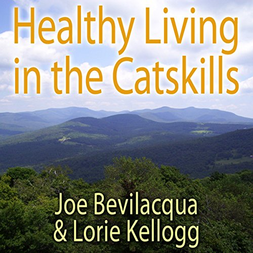 Healthy Living in the Catskills copertina