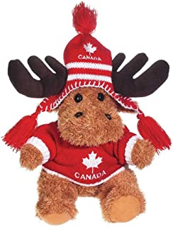 Canada Moose Plush Toy 10