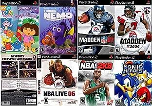 Playstation2 Video Game Bundle