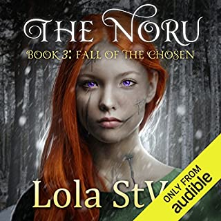 Fall of the Chosen audiobook cover art
