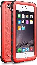 """iPhone 6S Plus/6 Plus Waterproof Case, Dooge Shockproof Dirtproof Snowproof Rain Proof, Heavy Duty Full Protection Phone Case Cover Rugged IP68 Certified Waterproof Case for iPhone 6S Plus/6 Plus 5.5"""""""