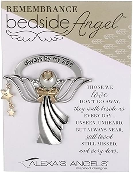 Alexa S Angels 2 5 Remembrance Bedside Angel Carded