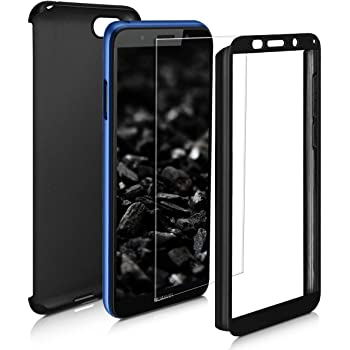 kwmobile Funda Compatible con Huawei Y5 / Y5 Prime (2018): Amazon ...