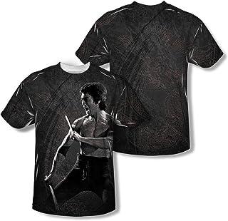 Bruce Lee - - Hombres Dragón Camiseta de la impresión