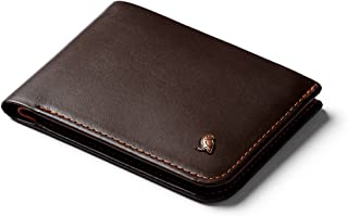 Bellroy Hide & Seek, slim leather wallet (Max. 12 cards and cash)