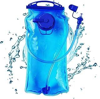 WanderLand Hydration Backpack Bladder, BPA-Free Leakproof Water Reservoir for Backpaking, Biking, Hiking, Camping