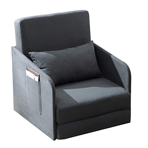 Miraculous Single Sofa Bed Chair Amazon Co Uk Machost Co Dining Chair Design Ideas Machostcouk