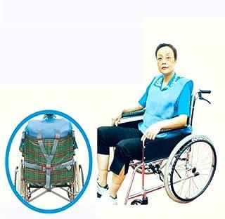 Chaleco del asiento de silla de ruedas, silla de ruedas paciente, chaleco de sujeción