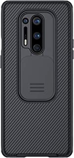 """Nillkin Case for OnePlus 8 Pro One Plus 8 Pro (1+8) Pro (6.78"""" Inch) CamShield Pro Camera Close & Open Double Layered Prot..."""