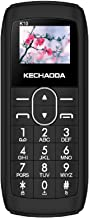 KECHAODA K10 Finger Bluetooth Phone, Single SIM, 0.66 inch Display, 300mAh Battery, DAILER, Wireless FM, BIS Certified (Bl...