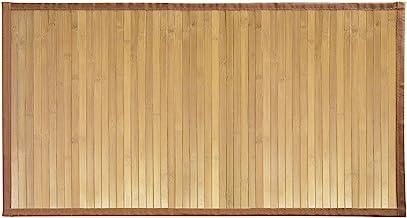 Liveinu Tapis De Bain en Bambou Antid/érapant Tapis De Sauna Tapis pour Cuisine,Chambre,Salle de Bain,Toilettes 40x60cm