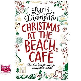 Christmas at the Beach Café cover art