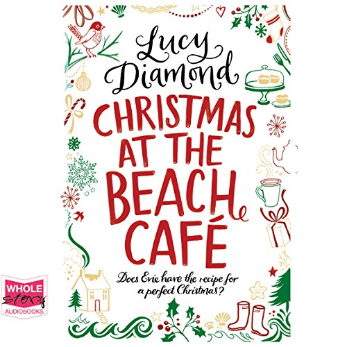 Christmas at the Beach Café cover art