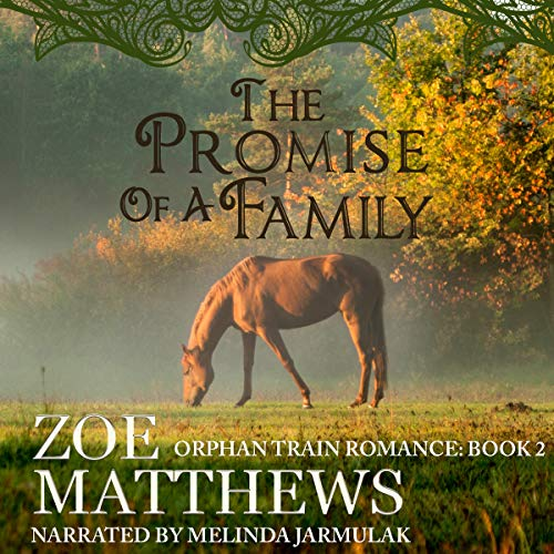 The Promise of a Family audiobook cover art