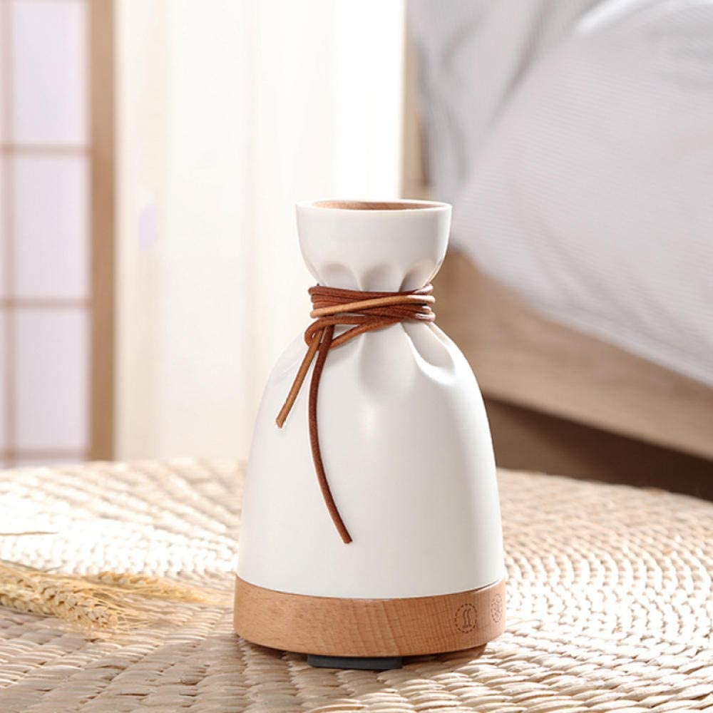 HUANXI 140ml Humidifiers for Al sold out. At the price of surprise Bedroom with Warm Light Bag Sha LED