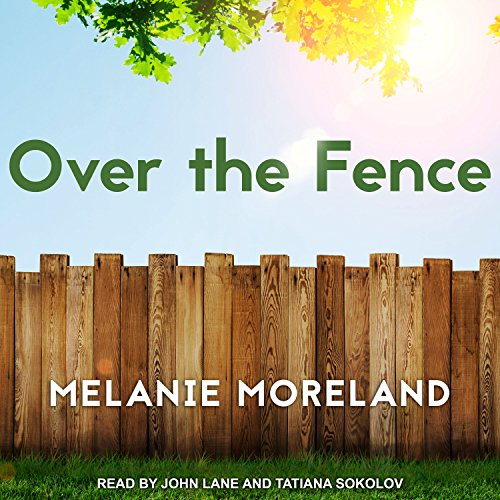 Over the Fence audiobook cover art