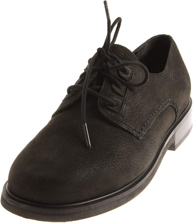 W8738 Damen Herren Herren Schnürer Lederschuhe Schuhe Leder Halbschuhe  der klassische Stil
