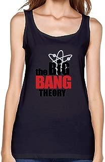 XIULUAN XIULUAN Women's The Big Bang Theory American Sitcom tank top