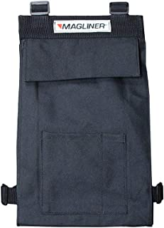 Accessory Bag, Canvas, 13 in x 8 in, Black