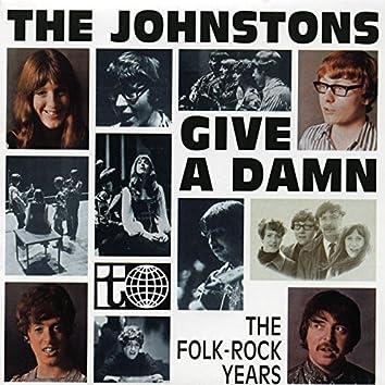 Give a Damn - The Folk-Rock Years