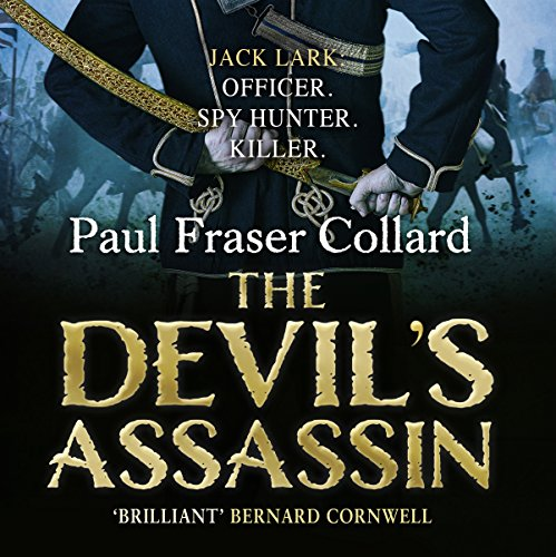 The Devil's Assassin audiobook cover art