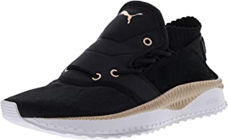 Women's Tsugi Shinsei Sneaker, Black/Rose Gold, 8.5