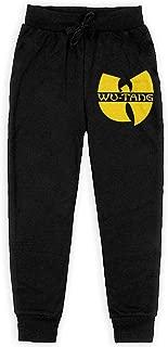 Wu Tang Clan 2 Boys Sweatpants Joggers Sport Training Pants Trousers