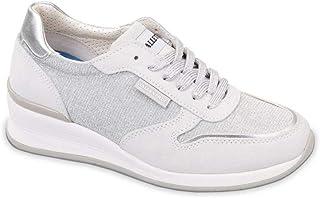 VALLEVERDE Sneaker Donna in CAMOSCIO E Tessuto Tecnico CODICE 17205